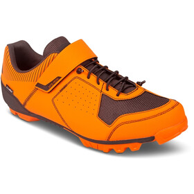 Cube MTB Peak Chaussures, orange
